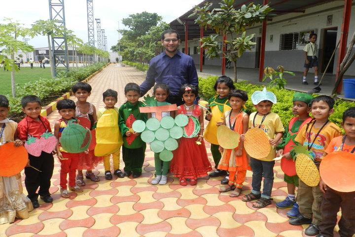 St Josephs Convent School-Fruit Day Celebrations
