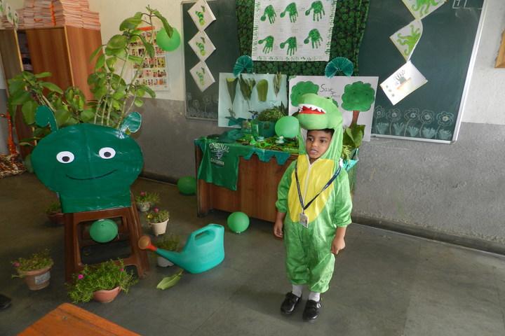 St Josephs Convent School-Green Day