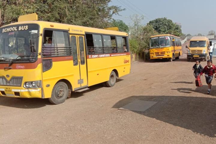 St Josephs Convent School-Transport
