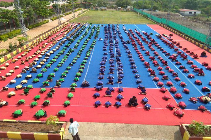 St Josephs Convent School-Yoga