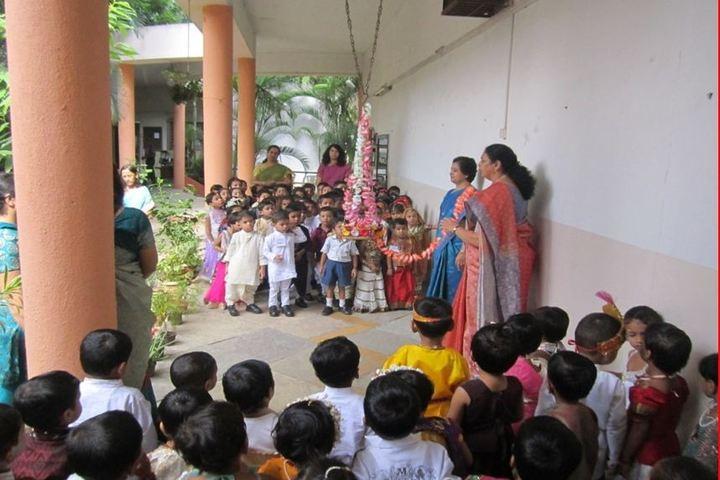 Pune Police Public School-Childrens Day