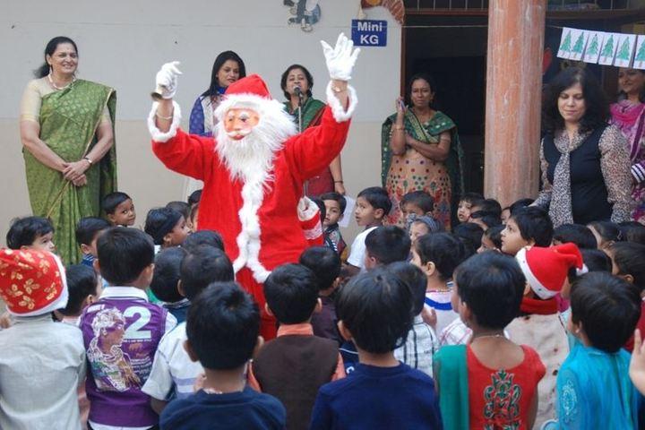 Pune Police Public School-Christmas Celebrations