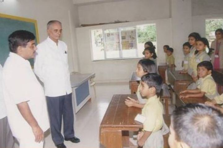 Pune Police Public School-Classroom