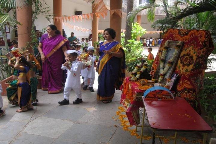 Pune Police Public School-Festival Celebrations