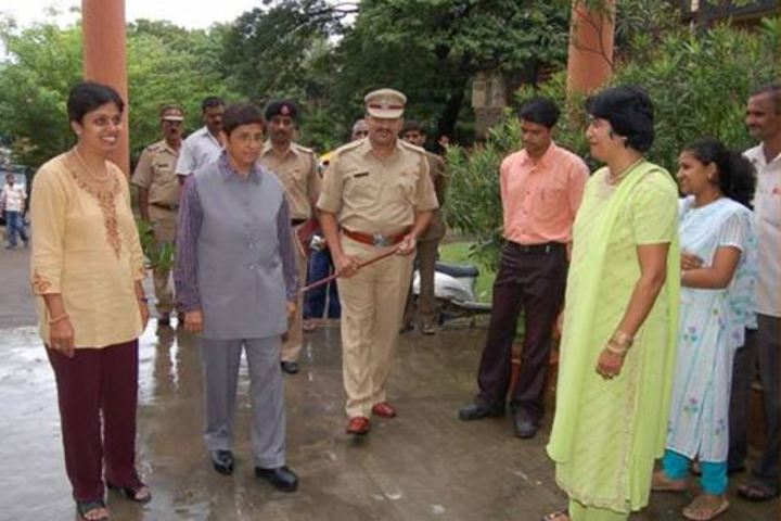 Pune Police Public School-Guest