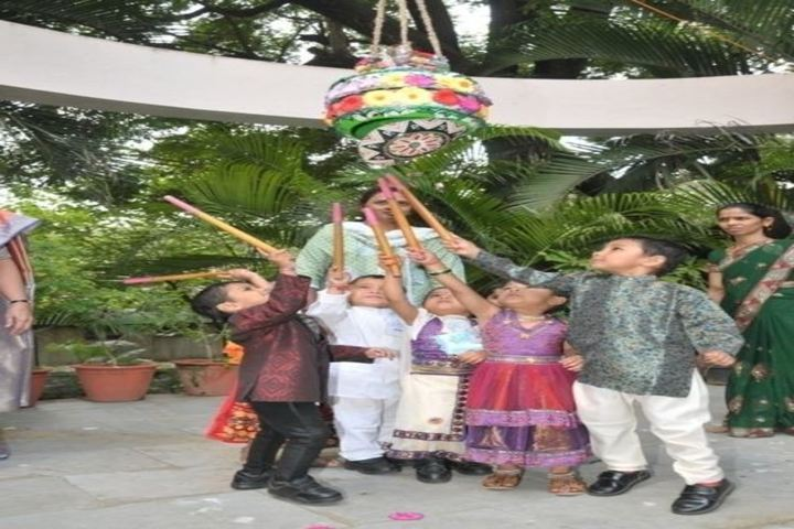 Pune Police Public School-Janmastami Celebrations