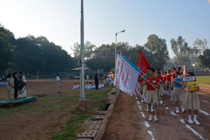 Pune Police Public School-School Activity