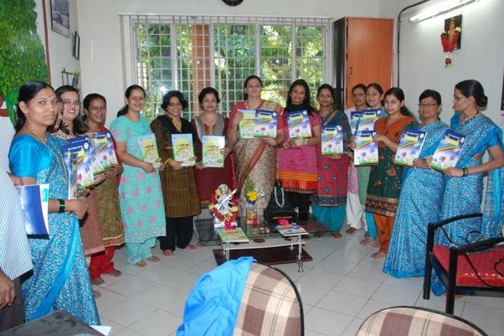 Pune Police Public School-Teachers Day