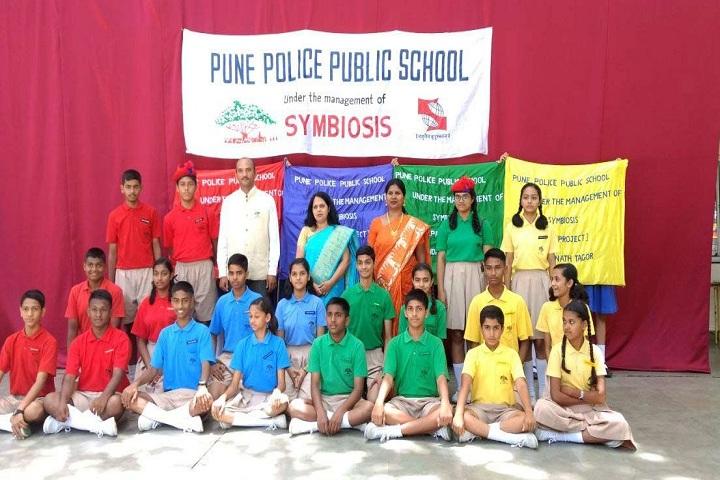 Pune Police Public School-Investiture Ceremony