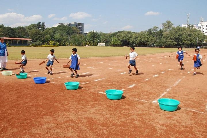 Pune Police Public School-Playground