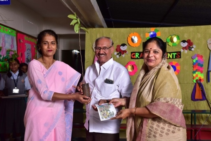 Vidyanchal High School-Environment Day