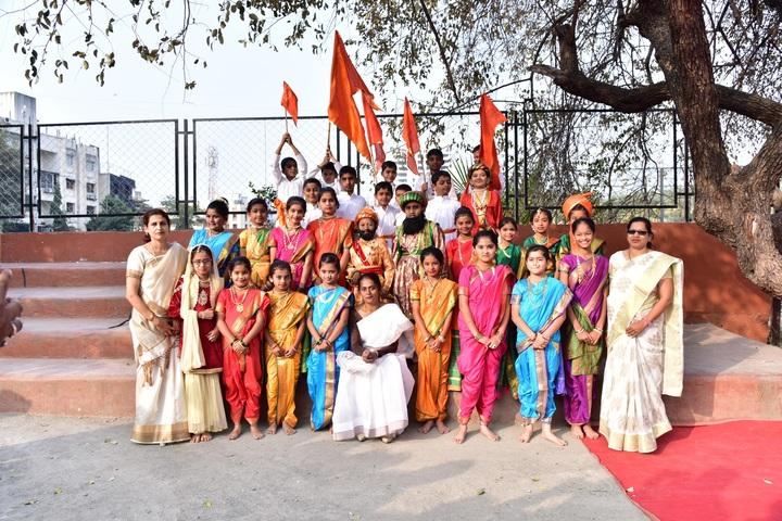Vidyanchal High School-Fancy Dress