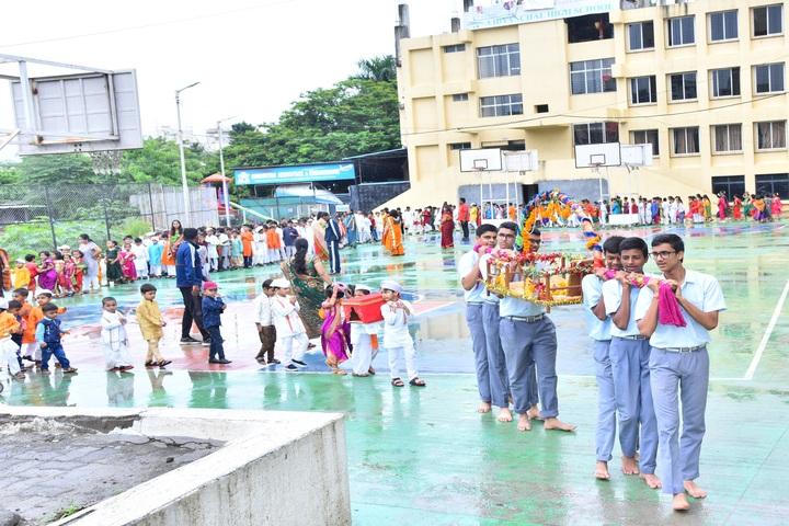 Vidyanchal High School-Festival Celebrations