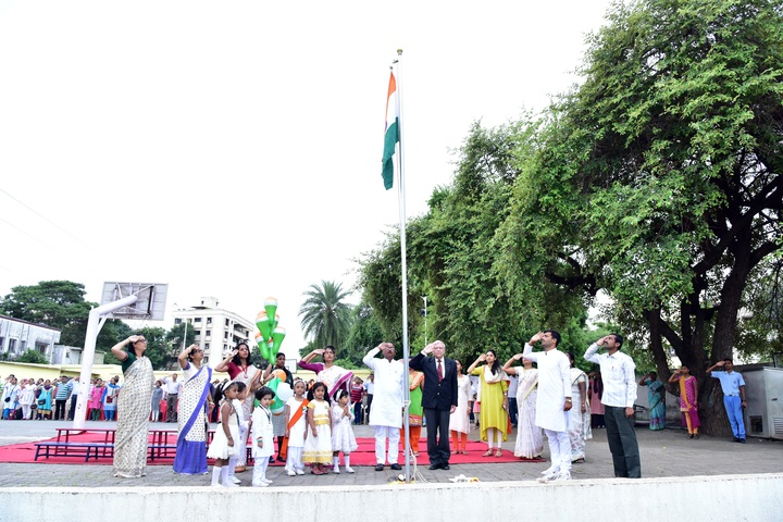 Vidyanchal High School-Republic Day