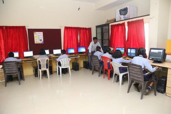 Vijayamala Vidya Mandir English Medium School-Computer Lab