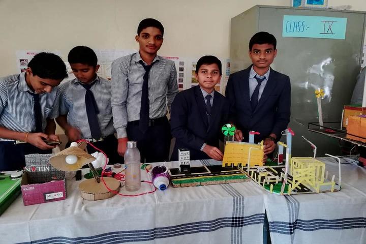 Vijayamala Vidya Mandir English Medium School-Science Fair
