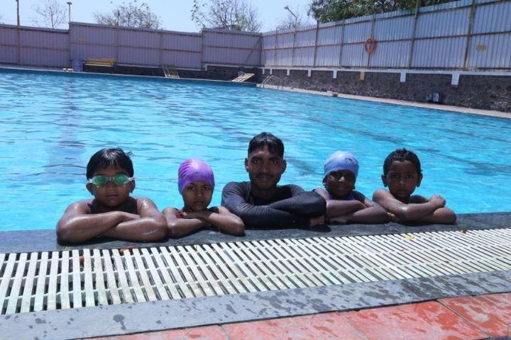 Vijayamala Vidya Mandir English Medium School-Swimming Pool