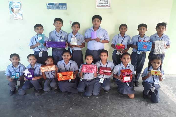 Yuva Shakti Senior Secondary School-Awards