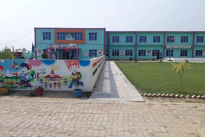 Yuva Shakti Senior Secondary School-Campus