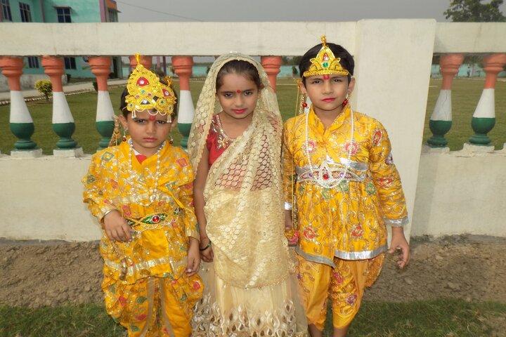 Yuva Shakti Senior Secondary School-Festival Celebrations