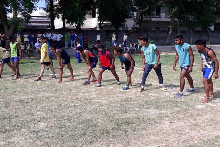 Yuva Shakti Senior Secondary School-Sports