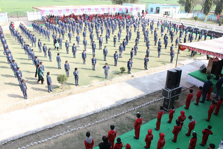 Yuva Shakti Senior Secondary School-Students