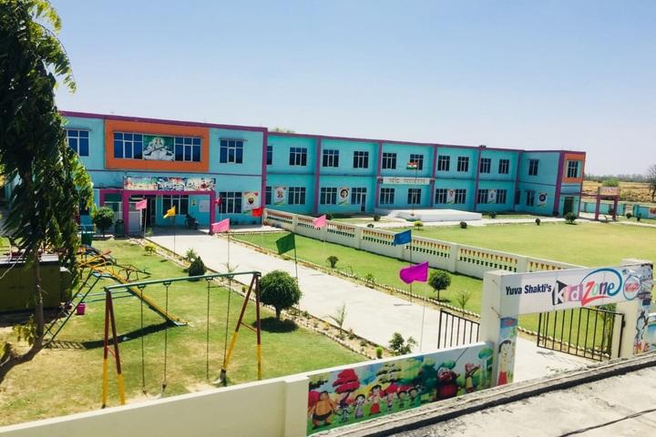 Yuva Shakti Senior Secondary School-Campus View