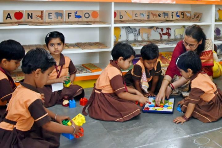 Prajnanabodhini English Medium School-Activity Room