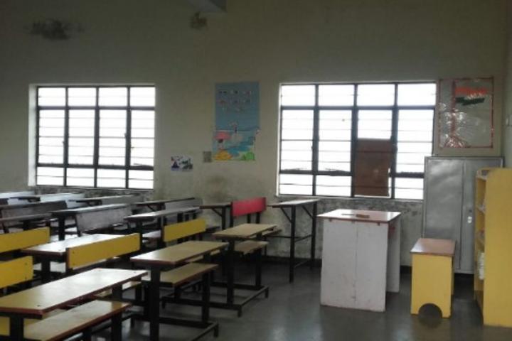 Prajnanabodhini English Medium School-Classroom