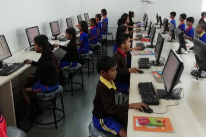 Prajnanabodhini English Medium School-Computer Room