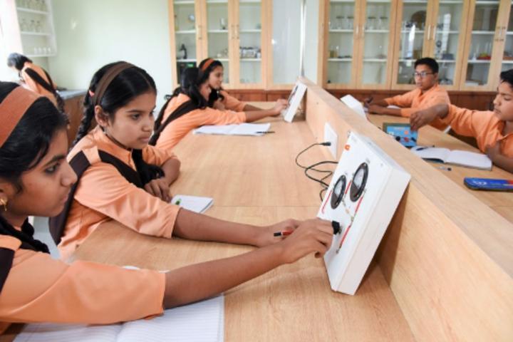 Prajnanabodhini English Medium School-Physics Lab