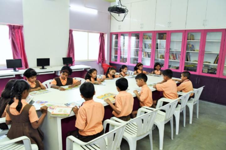 Prajnanabodhini English Medium School-Library
