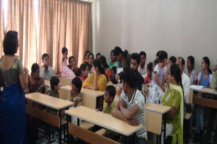 Karmaveer Bhaurao Patil Vidyamandir and Junior College-Classroom