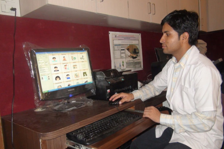 Karmaveer Bhaurao Patil Vidyamandir and Junior College-Computer Lab