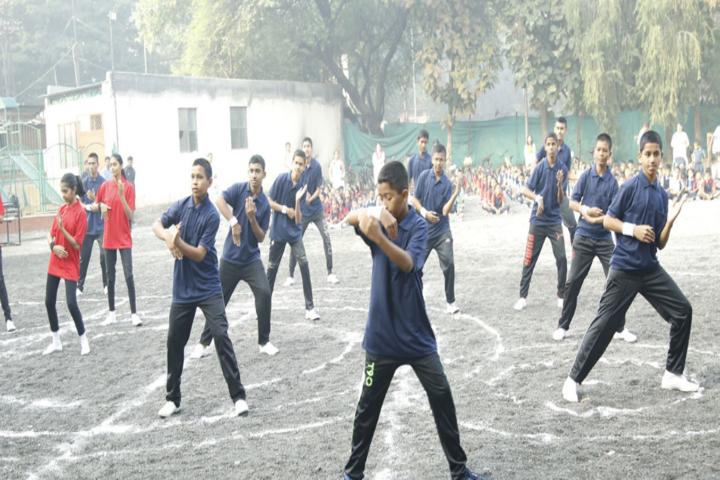 St Thomas Public High School-Dance