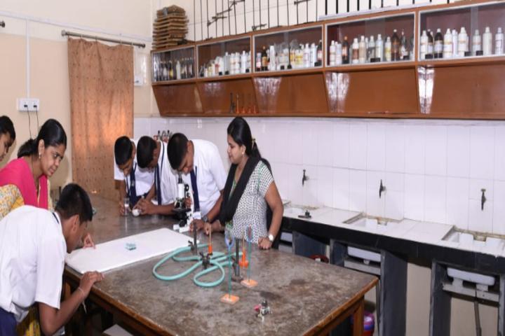 St Thomas Public High School-Physics Lab