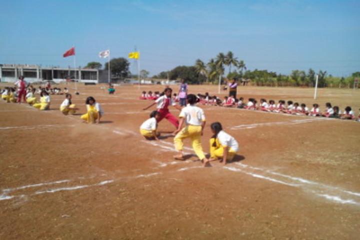 S V S High School and Junior College-Kho kho
