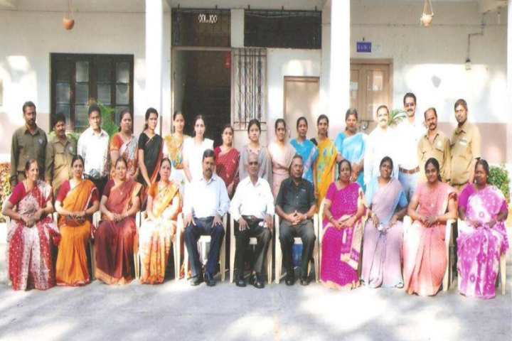 S V S High School and Junior College-Staff