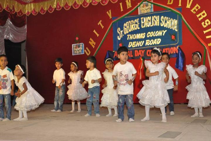 St George Balikagram-Dance