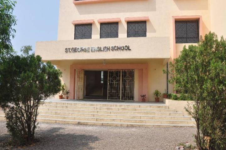 St George Balikagram-School Building