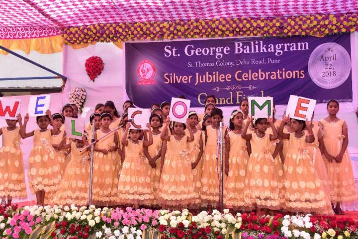 St George Balikagram-Silver Jubilee Celebrations