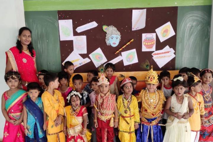 Rasiklal M  Dhariwal English Medium School And Junior College-Festival Celebrations