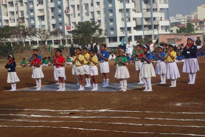 Rasiklal M Dhariwal English Medium School And Junior College-Prayer