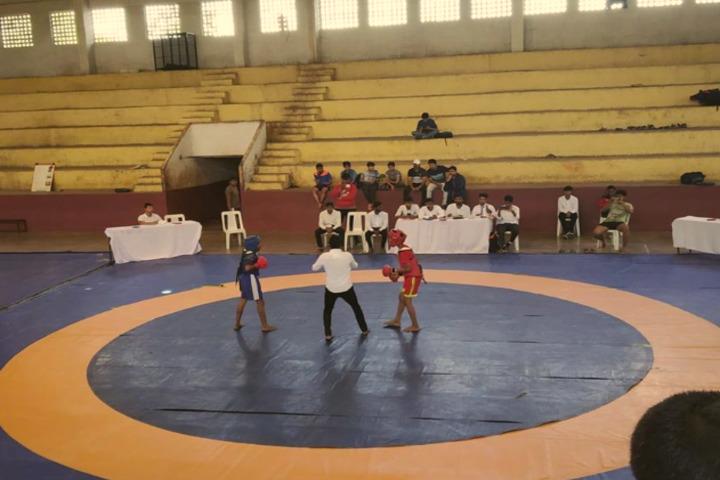 Rasiklal M Dhariwal English Medium School And Junior College-Sports