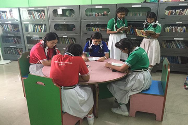 Harmony International School-Library