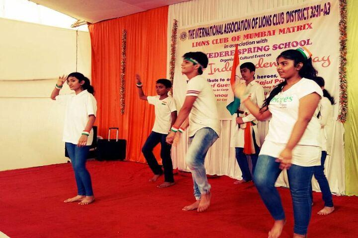 Belvedere Spring School-Dance