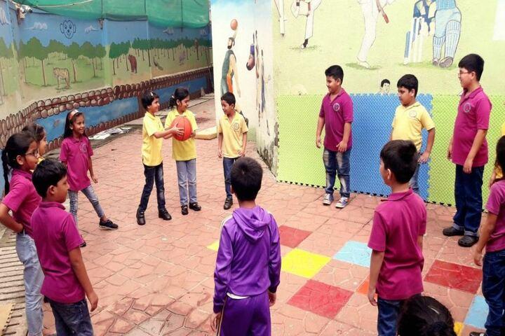 Belvedere Spring School-Games