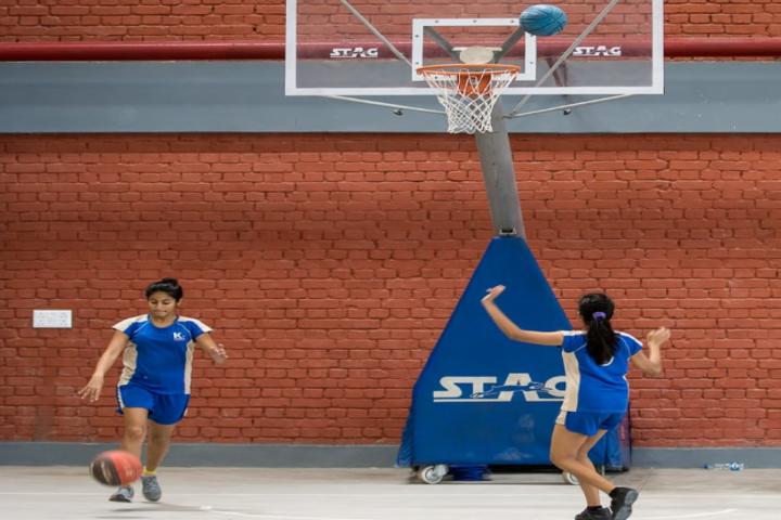 Kunskapsskolan International School-Basket Ball