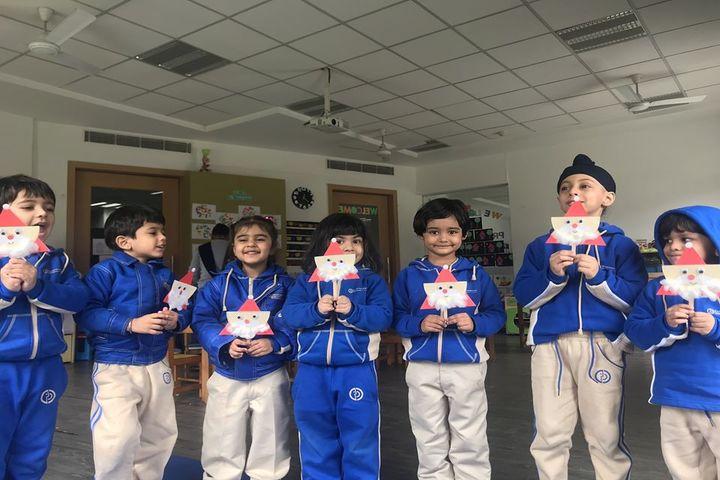 Kunskapsskolan International School-Christmas Celebrations