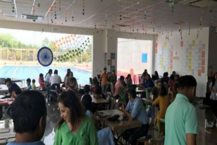 Kunskapsskolan International School-Cultural Fiesta